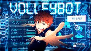 getlinkyoutube.com-Volleybot ⌈Japan Expo 2015 - 10th Place⌋ AMV