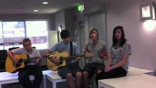getlinkyoutube.com-Foo Fighters - My Hero! - Ash Irwin Music!