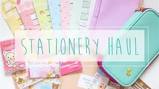 getlinkyoutube.com-Stationery, Sticky Notes & Planner Goodies Haul ~ A Beautiful Fable