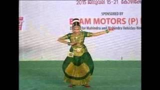 getlinkyoutube.com-School Kalolsavam 2015 Bharathanatyam - Chest NO 103