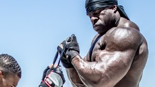 getlinkyoutube.com-Kali Muscle: Biceps and Triceps Prison Workout