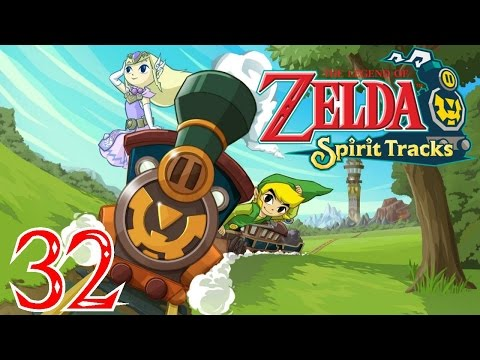 Let's Play Zelda Spirit Tracks [German][#32] Sand in den Stiefeln!