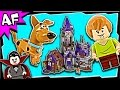 Lego Scooby-Doo MYSTERY MANSION 75904 Stop Motion Build Review