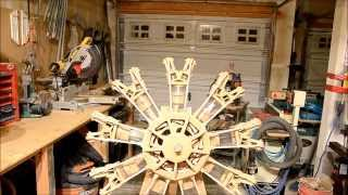 How a Radial Engine Works - Explained  Part 1