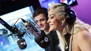 getlinkyoutube.com-Martin Garrix & Bebe Rexha LIVE performance at BBC Radio 1 Live Lounge 28th Sept 2016