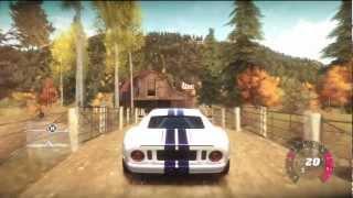 Forza Horizon: Barn Find #3 Location - Gladstone Creek (300SL Gullwing Coupe)