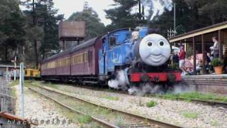 getlinkyoutube.com-Zig Zag Railway - Friends Of Thomas Steam Train