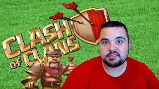 getlinkyoutube.com-Clash of Clans...Una Guerra Strana e Super Farm.