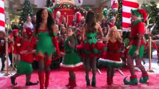 getlinkyoutube.com-Full Performance of  Here Comes Santa Claus  from  Previously Unaired Christmas    GLEE medium
