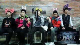"getlinkyoutube.com-BIGBANG - ""Fantastic Baby"" Parody by Trend Factory"