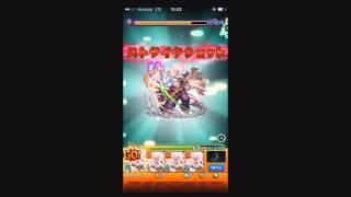 【モンスト】獣神ゴッドストライク艦隊(対摩利支天)