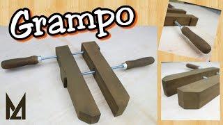 getlinkyoutube.com-Como construir um Grampo de Marceneiro