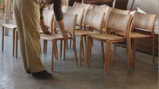 getlinkyoutube.com-Latus Chair by Artisan - Making of
