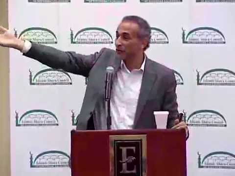 Dr. Tariq Ramadan on Religious Freedom