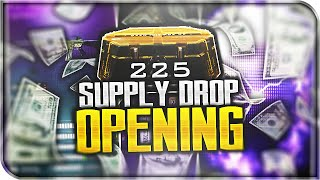 getlinkyoutube.com-OPENING 225 ADVANCED SUPPLY DROPS! (Double Legendary Supply Drops)
