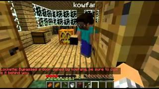 getlinkyoutube.com-(AMD) Minecraft ตามหาหมู่บ้าน NPC ที่ล่ำลือ