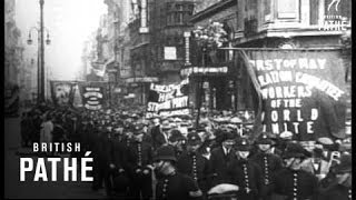 General Strike In England (1926)