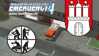 Emergency 4 - E4 - Mod Hamburg 1.2.2 (Germany) | EM4 2015 60HD