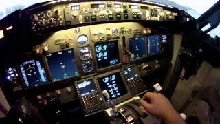 Building a Boeing 737-800 home simulator #62