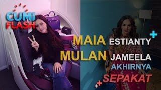 getlinkyoutube.com-Maia Estianty dan Mulan Jameela Akhirnya Sepakat - CumiFlash 16 Januari 2017