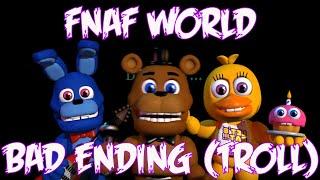 getlinkyoutube.com-FNAF World Bad Ending (Troll)   Reaper Kill FTW