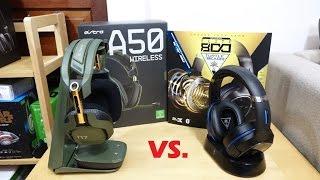 getlinkyoutube.com-Astro A50 Halo Edition vs Turtle Beach Elite 800