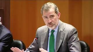 Discurso de S.M. el Rey en el pleno extraordinario del Consejo Económico y Social (CES)