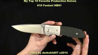 getlinkyoutube.com-Top 10 Favorite Production Knives