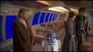 getlinkyoutube.com-Star Wars Episode 2 Bloopers / Pannen