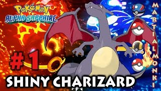 getlinkyoutube.com-Free Shiny Charizard With Mega Stone!!!
