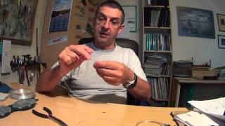 getlinkyoutube.com-Kako napraviti fluorokarbonski predvez bez klema i klemanja