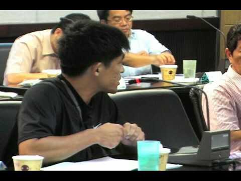 981006南區環保團體座談會
