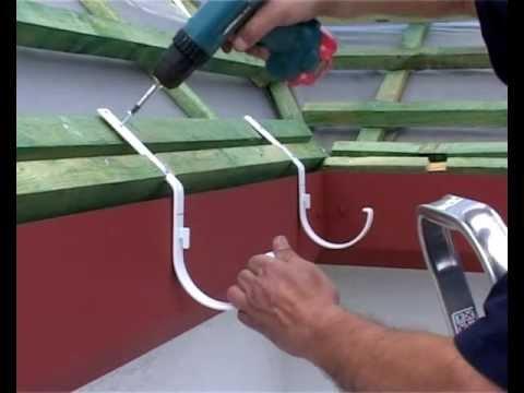 Видео - Компания Арсенал-Центр-Бердянск предлагает водосточную систему Пластмо.