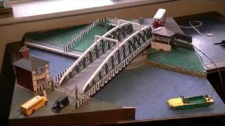 getlinkyoutube.com-Working model of Northwich Town swing bridge