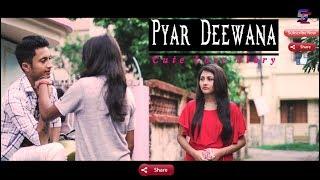 Cute Love Story | Pyar Deewana | Hindi Short Story | Short Film | heart Touching Love Story