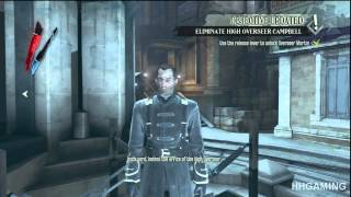 getlinkyoutube.com-Dishonored - walkthrough part 7 no commentary HD Stealth gameplay dishonored walkthrough gameplay