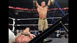 getlinkyoutube.com-John Cena | Randy Orton Rivarly | WWE RAW | TLC Undisputed Championship 2013