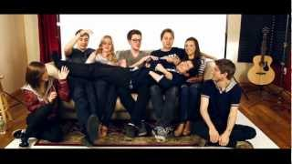 getlinkyoutube.com-Maroon 5 - One More Night (Chad Sugg, Alex Goot, Luke Conard, Julia Sheer, ATC, Missglamorazzi)
