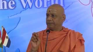 getlinkyoutube.com-His Holiness Swami Sri Govinda Dev Giri - International Conference to Re-Establish Vedic India