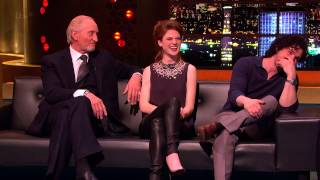 getlinkyoutube.com-The Jonathan Ross Show with Game of Thrones cast.