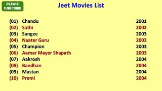 Jeet Movies List width=