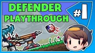 getlinkyoutube.com-Defender Playthrough // Episode 1 // Terraria 1.3.4