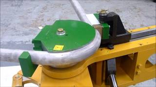 getlinkyoutube.com-Baileigh Industrial RDB-500 Hydraulic Tube Bender