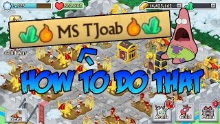 Knights And Dragons: How to Put Symbols in your Name + IM BACK! w/ TJoab