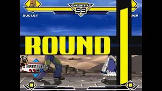getlinkyoutube.com-Some Random 1-on-1 MUGEN Tournament III: Third Strike - part 1