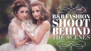 getlinkyoutube.com-Brooklyn & Bailey Fashion Shoot | Behind the Scenes
