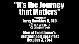 Men of Excellence's Brotherhood Breakfast - October 3, 2014 | HawkDG