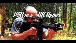 getlinkyoutube.com-Palmetto State Armory 10.5'' AR Upper HD Review