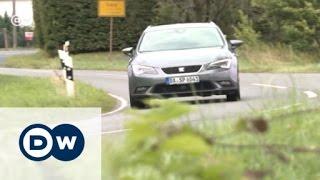Multitalent: Seat Leon ST 1.4 TGI Erdgas   Motor mobil