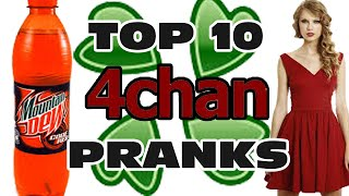 getlinkyoutube.com-Top 10 4chan Pranks - GFM
